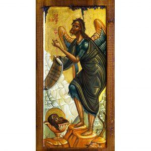 Αγιογραφία Άγιος Ιωάννης ο Πρόδρομος
