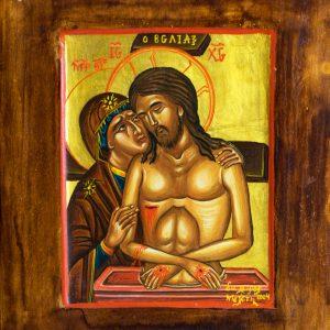 Αγιογραφία Pieta