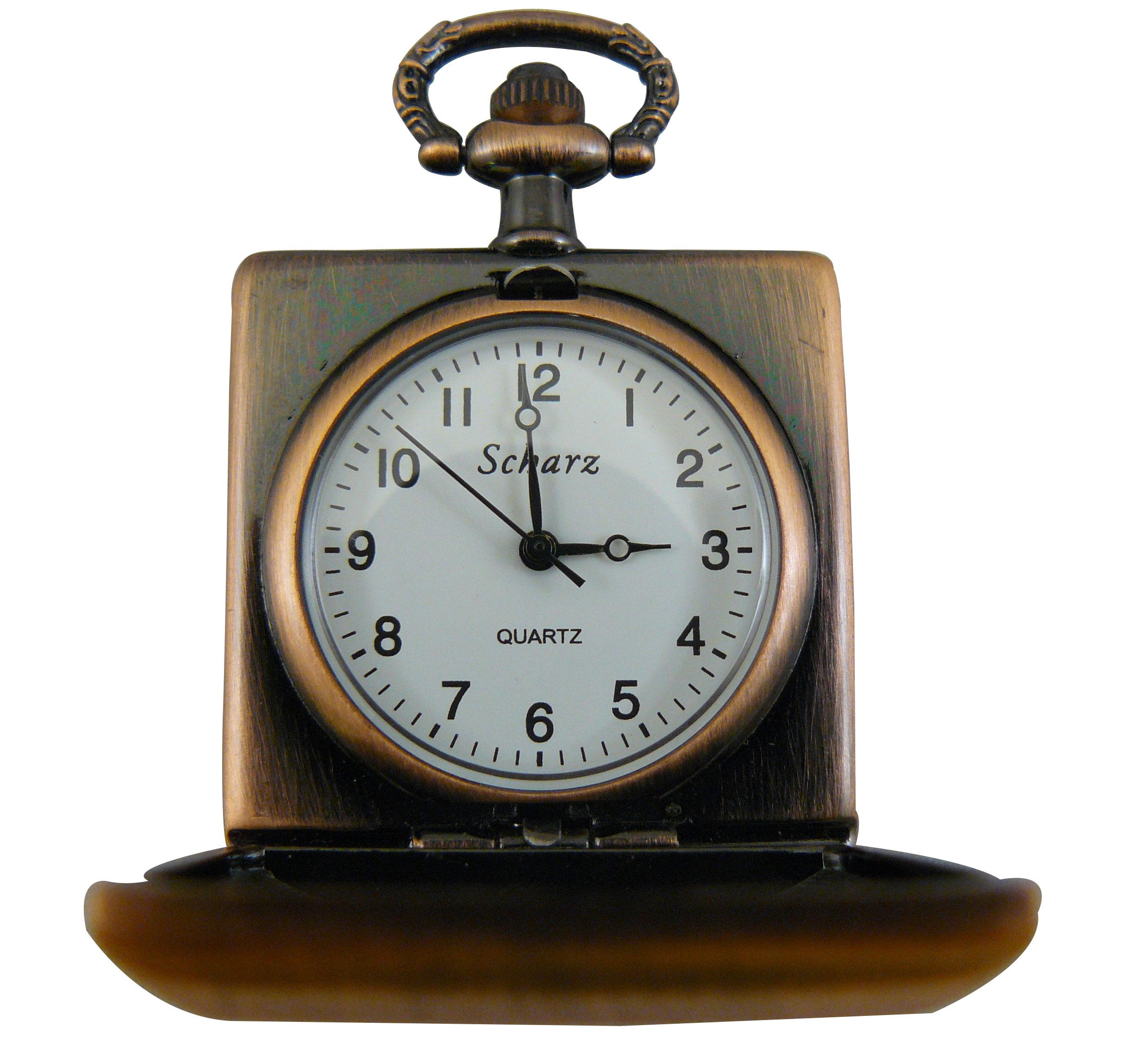 Scharz – Ρολόι Τσέπης – QUARTZ  d80ff3328f0