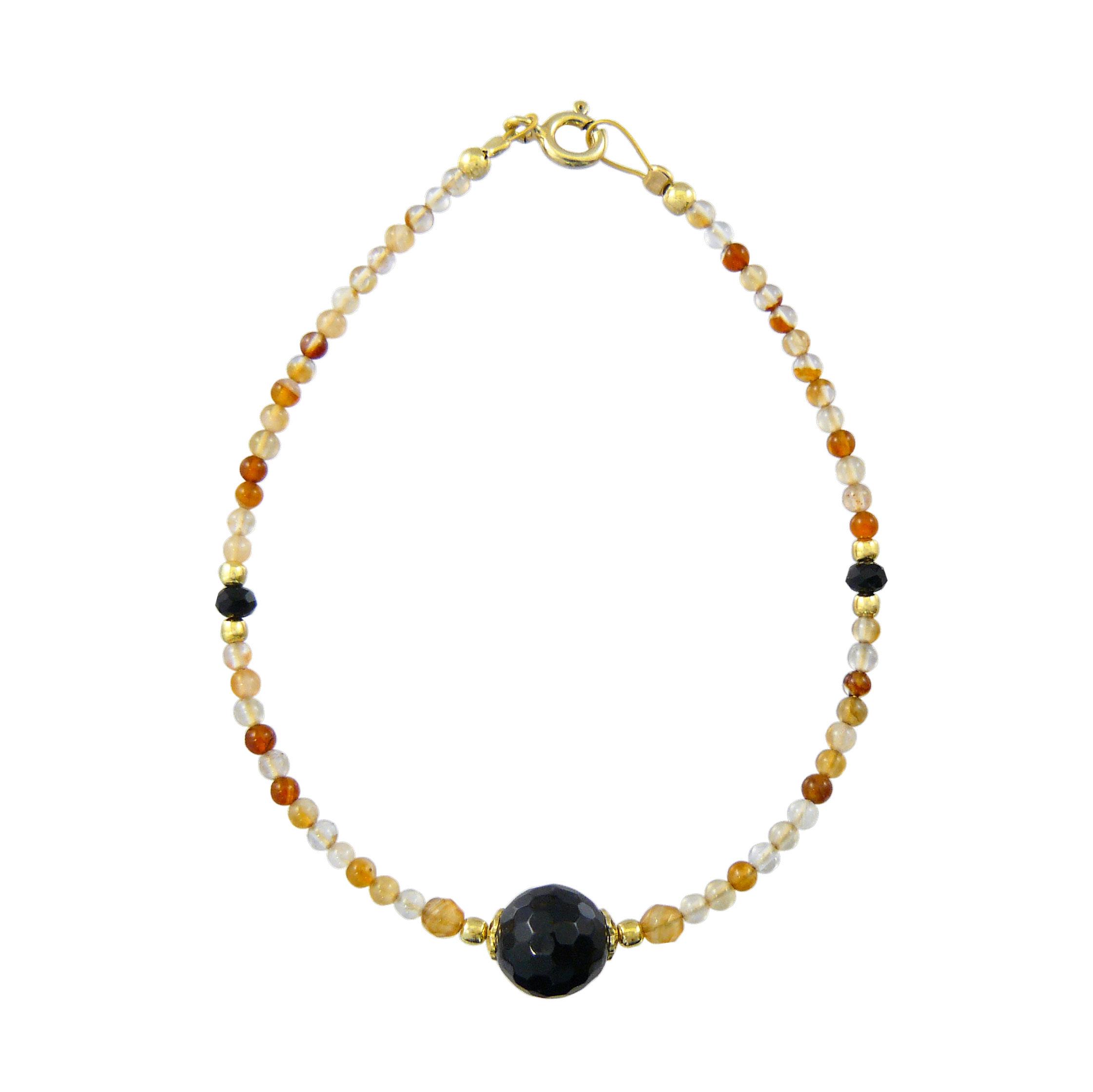 Γυναικέιο Βραχιόλι με Ενεργειακές Πέτρες
