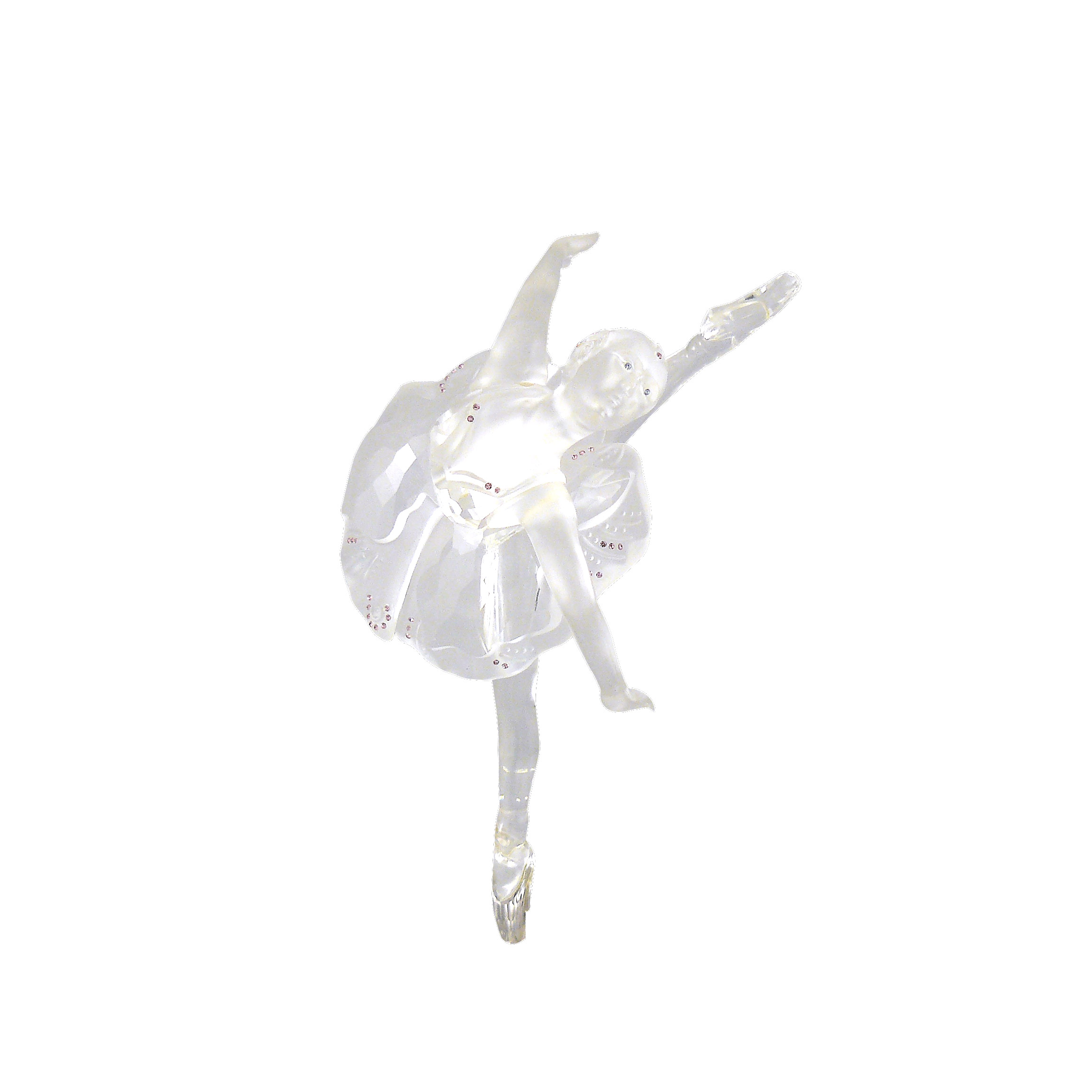 Swarovski Crystal Διακοσμητικό Μπαλαρίνα