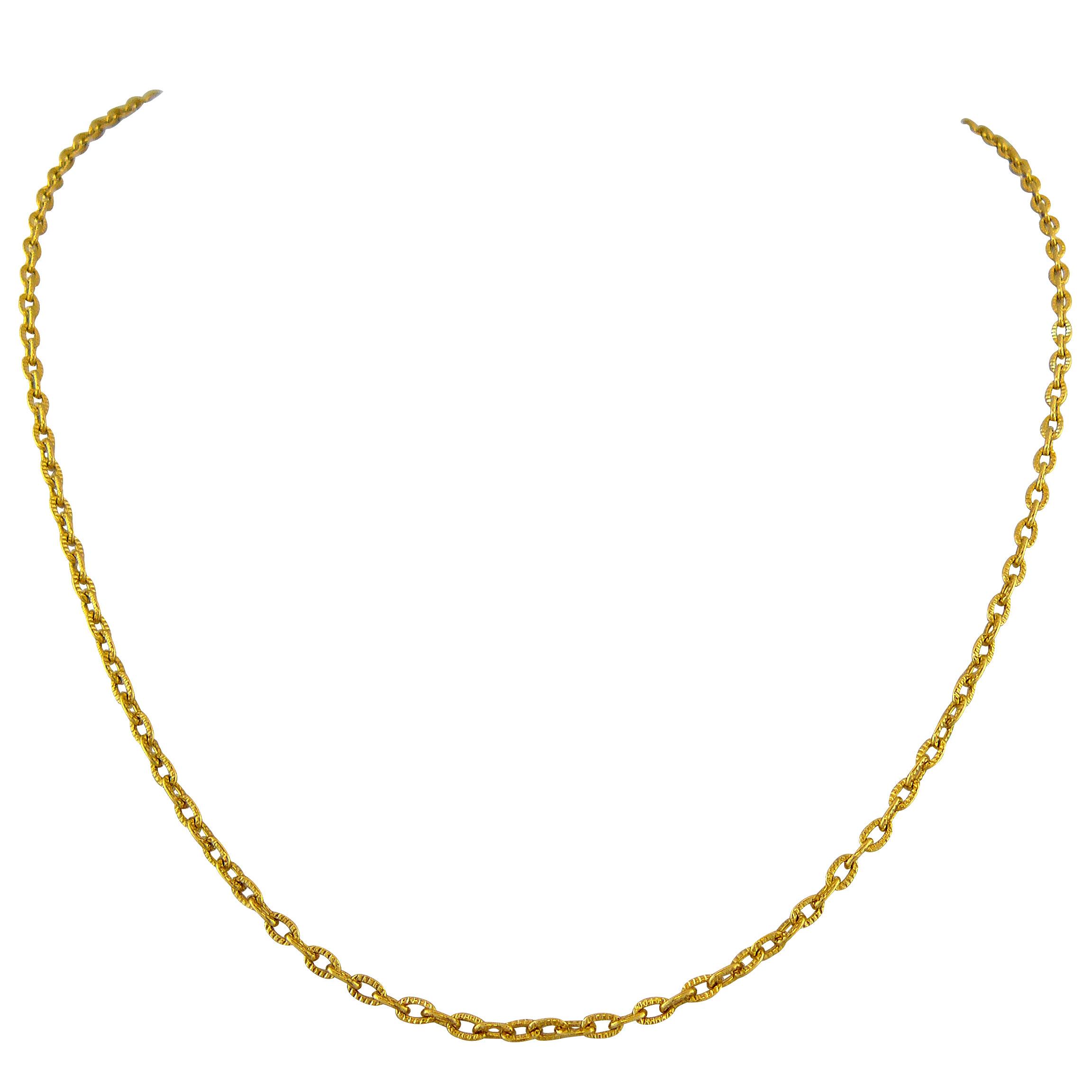 Γυναικεία Αλυσίδα (Gold Plated)
