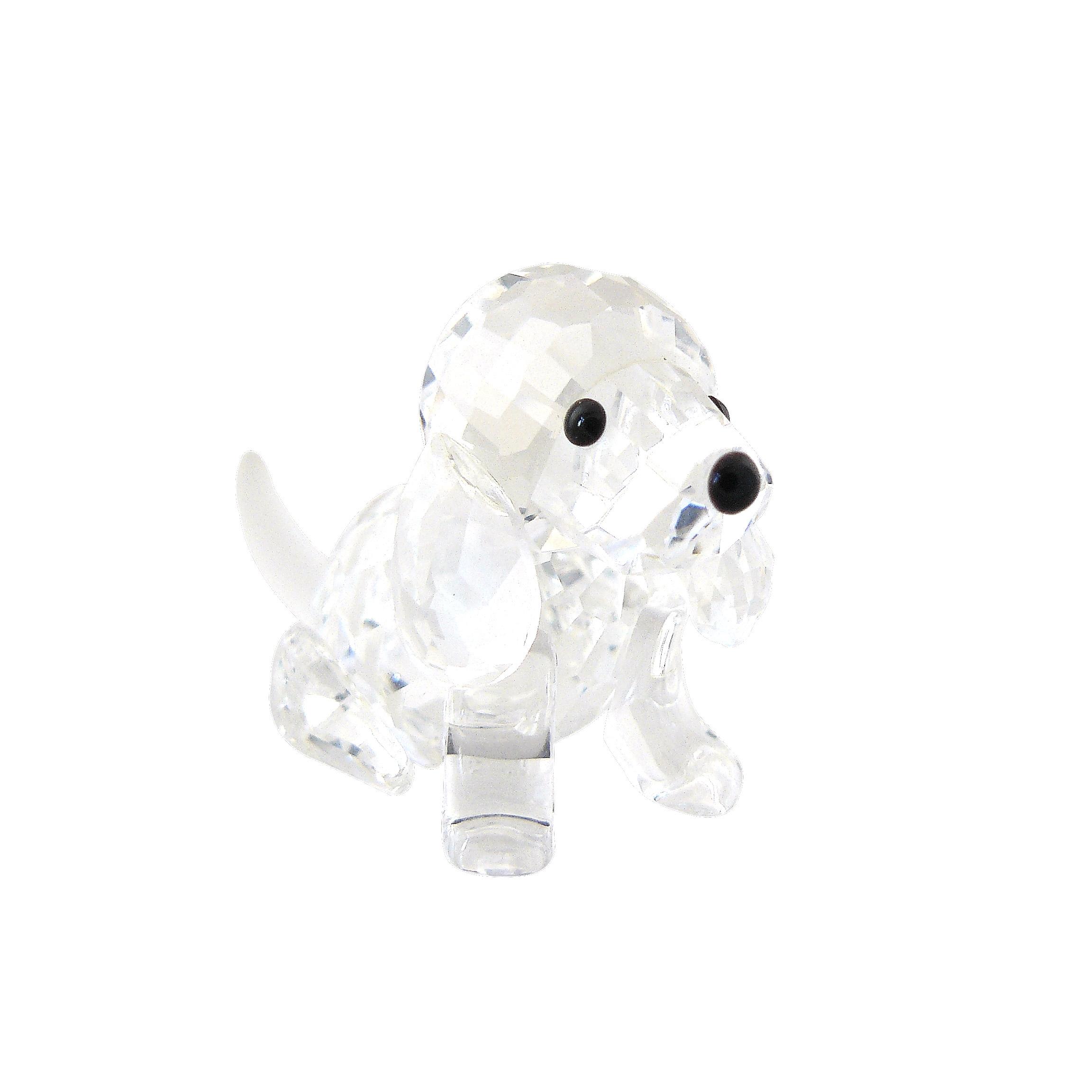 Swarovski Crystal Διακοσμητικό Σκυλάκι