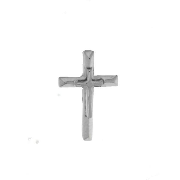 Γυναικείος Ασημένιος Σταυρός  (Silver 925) C-20C90