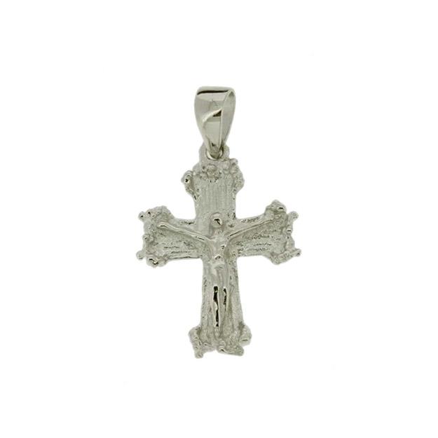 Γυναικείος Ασημένιος Σταυρός (Silver 925) C-A106