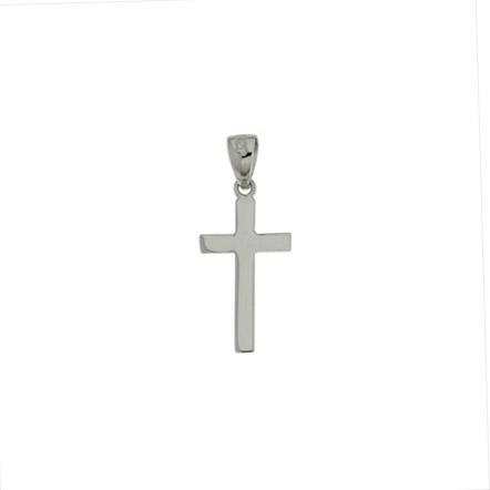 Γυναικείος Ασημένιος Σταυρός (Silver 925) C-A1515