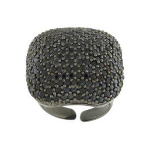 Aσημένιο Δαχτυλίδι (Silver 925) με Ζιργκόν C-A1751