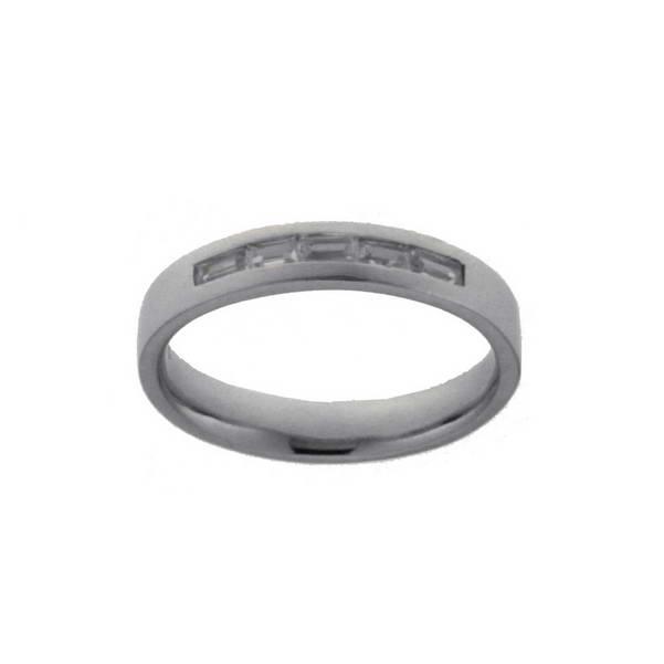 Aσημένιο Δαχτυλίδι (Silver 925) με Ζιργκόν C-B2920