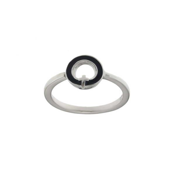 Aσημένιο Δαχτυλίδι (Silver 925) με Ζιργκόν C-B3252