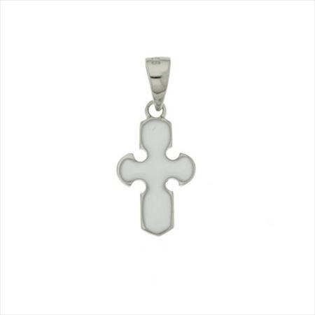Γυναικείος Ασημένιος Σταυρός (Silver 925) C-A3368